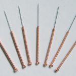 aiguille acupuncture stérile à usage unique